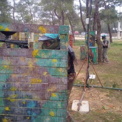 Konyaaltı Kepez Antalya Paintball