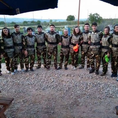 Paintball Bursa